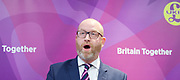 UKIP manifesto launch, Westminster, London, Great Britain <br /> 25th May 2017 <br /> <br /> Paul Nuttall <br /> <br /> <br /> Photograph by Elliott Franks <br /> Image licensed to Elliott Franks Photography Services