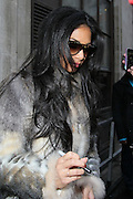 03.DECEMBER.2012. LONDON<br /> <br /> NICOLE SCHERZINGER AT THE BBC RADIO ONE STUDIO IN LONDON.<br /> <br /> BYLINE: EDBIMAGEARCHIVE.CO.UK<br /> <br /> *THIS IMAGE IS STRICTLY FOR UK NEWSPAPERS AND MAGAZINES ONLY*<br /> *FOR WORLD WIDE SALES AND WEB USE PLEASE CONTACT EDBIMAGEARCHIVE - 0208 954 5968*