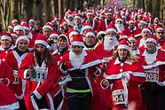 Santa Run 2017 in Michendorf