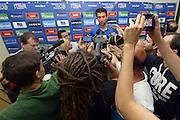 ROMA 25 GIUGNO 2013<br /> NAZIONALE MASCHILE<br /> ACQUA ACETOSA VISITE MEDICHE<br /> NELLA FOTO ANDREA BARGNANI<br /> FOTO CIAMILLO
