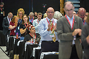 TUC congress 2016, Brighton. UK.
