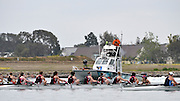 San Diego, California. USA,   2013 San Diego Crew Classic, Mission Bay.  General View, GV, crews powering away from the Start. 09:11:33   Sunday  07/04/2013  [Mandatory Credit. Karon Phillips/Intersport Images]..