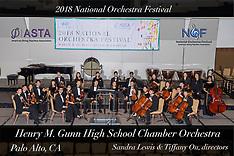 Henry M. Gunn High School Chamber Orchestra