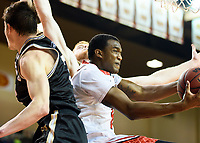 NCAA Basketball: Wofford pulls away from VMI in the second half to take an 81-63 win