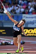 Huihui Lu (CHN) wins the women's javelin at 218-1 (66.47m)during the 39th Golden Gala Pietro Menena in an IAAF Diamond League meet at Stadio Olimpico in Rome on Thursday, June 6, 2019. (Jiro Mochizuki/Image of Sport)