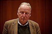 Dietzenbach   09 October 2015<br /> <br /> Am Freitag (09.10.2015) f&uuml;hrte die Partei &quot;Alternative f&uuml;r Deutschland&quot; (AfD) im B&uuml;rgerhaus in der hessischen Kleinstadt Dietzenbach eine Veranstaltung unter dem Motto &quot;Internationale Politik und Asylchaos&quot; durch, Hauptredner war Dr. Alexander Gauland.<br /> Hier: Portrait von Dr. Alexander Gauland nach einem Pressegespr&auml;ch vor Beginn der Veranstaltung.<br /> <br /> &copy;peter-juelich.com<br /> <br /> [No Model Release   No Property Release]
