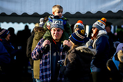 Worcester Warriors fanzone - Mandatory by-line: Robbie Stephenson/JMP - 30/11/2019 - RUGBY - Sixways Stadium - Worcester, England - Worcester Warriors v Sale Sharks - Gallagher Premiership Rugby