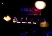 """The Capital Times sponsored the panel discussion """"How can Madison build more great neighborhoods?"""" at the High Noon Saloon in Madison, Wisconsin, Tuesday, November 7, 2017."""