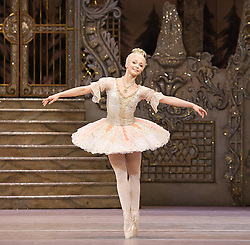 The Nutcracker, The Royal Ballet, the Royal Opera House, Covent Garden, London, Great Britain, December 7, 2012. Photo by Elliott Franks / i-images.