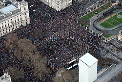 UK LONDON 23MAR19 - An estimated 1 million people take part in the People's Vote March in central London demanding a second referendum on the terms of Brexit.<br /> <br /> <br /> <br /> jre/Photo by Jiri Rezac/ Led By Donkeys