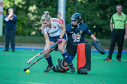 England's Georgie Twigg. England v Belgium, Bisham Abbey, Marlow, UK on 09 May 2014. Photo: Simon Parker