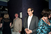 JEFF GOLDBLUM;, The Old Vic at the Vaudeville Theatre ' The Prisoner of Second Avenue'  press night. After-party at Jewel. 13 July 2010. -DO NOT ARCHIVE-© Copyright Photograph by Dafydd Jones. 248 Clapham Rd. London SW9 0PZ. Tel 0207 820 0771. www.dafjones.com.