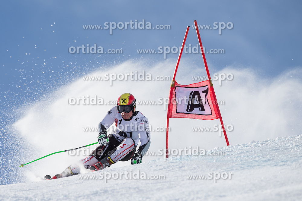 19.10.2012, Rettenbachferner, Soelden, AUT, OeSV, interne Qualifikationslauefe, im Bild Marcel Hirscher (AUT) // Marcel Hirscher of Austria during Qualifying of the Austrian Ski Team 'OeSV' at Rettenbachferner in Soelden, Austria on 2012/10/19. EXPA Pictures © 2012, PhotoCredit: EXPA/ J. Groder