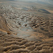 Raudisandur beach sandstructures, West Iceland