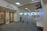 Harford County Maryland Interior Design Photographers Jeffrey Sauers of Commercial Photographics  Image of Public Library Whitford Branch interior for Mullan Contracting Company and Lawrence Howard and Associates