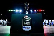 NIKON D5 • AF-S Zoom-Nikkor 14-24mm f/2.8G ED<br /> f/2.8 • ISO 640 • 1/250<br /> <br /> Umana Reyer Venezia - Happy Casa Brindisi<br /> LBA Final Eight 2020 Zurich Connect - Finale<br /> Basket Serie A LBA 2019/2020<br /> Pesaro, Italia - 16 February 2020<br /> Foto Mattia Ozbot / CiamilloCastoria