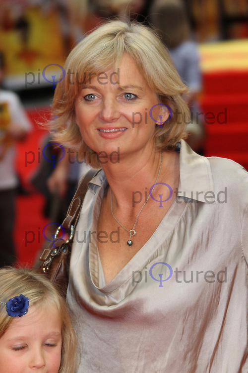 Alice Beer Kung Fu Panda 2 UK Premiere Celebrity And Red