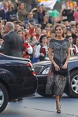 Princess Of Asturias Awards Ceremony - Oviedo - 19 Oct 2018