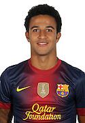 F.C. Barcelona 2012 / 2013. Thiago Alcantara...Photo: Gregorio / ALFAQUII