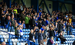 Bristol Rovers fans - Mandatory by-line: Matt McNulty/JMP - 19/08/2017 - FOOTBALL - Gigg Lane - Bury, England - Bury v Bristol Rovers - Sky Bet League One