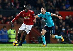Manchester United v AFC Bournemouth - 13 Dec 2017