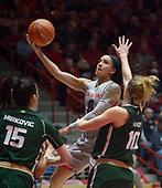 UNM vs Colorado State Womens Basketball