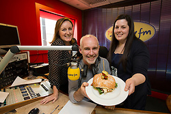 Pictured at the final of the Bord Bia and Today FM Search for Ireland's first HAMbassador. Pic Andres Poveda