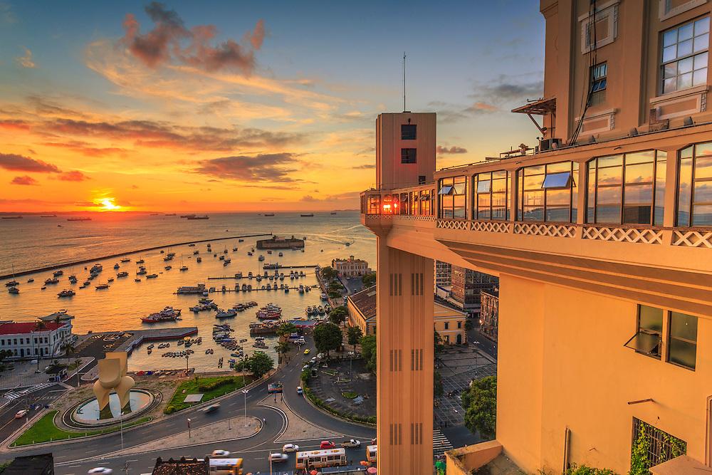 Fotos de Salvador e das paisagens da cidade //<br /> Contato para compra das imagens - yuri@yuribarichivich.com // +55 27 998709506