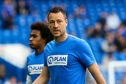 John Terry of Chelsea - Mandatory by-line: Jason Brown/JMP - 01/04/2017 - FOOTBALL - Stamford Bridge - London, England - Chelsea v Crystal Palace - Premier League