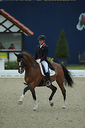 Hayashi Shingo, (JPN), Exquis Clearwater<br /> Qualification Grand Prix Kur<br /> Horses & Dreams meets Denmark - Hagen 2016<br /> © Hippo Foto - Stefan Lafrentz