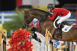 Michaels-Beerbaum Meredith (GER) - Shutterfly<br /> Olympic Games Hong Kong 2008<br /> Photo © Dirk Caremans - Hippo Foto