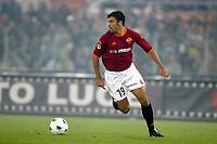 Roma 20 Maggio 2003 - Rome May 20 2003 <br />Andata finale di Coppa Italia - First Match final Italy's Cup <br />Roma Milan 1-4 <br /><br />Walter Samuel (Roma)