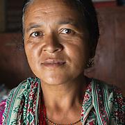 Health Post Volunteer Dhan Kumari KC, Lakuri Danda, Dolakha, Nepal