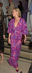 KATE MOSS at the V&A Summer Party in association with Harrod's held at The V&A Museum, London on 22nd June 2016.
