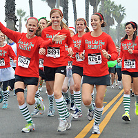 Santa Monica - Venice Christmas Run