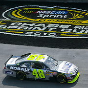 Jimmie Johnson #48 Wins Sprint Cup race at Dover International Speedway in Dover Delaware.