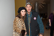 NOOMI RAPACE; TOM HARDY, English National Ballet's celebrates their Christmas season at the London Coliseum,  St Martins Lane hotel. London. 13 December 2012.