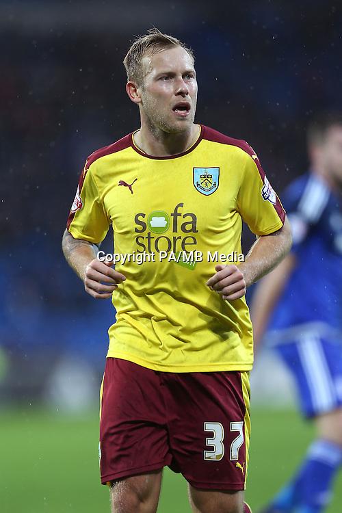 Burnley's Scott Arfield