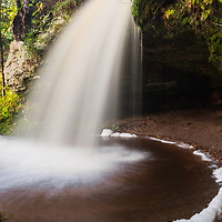 Afternoon at Scott Falls, near Munising, MI
