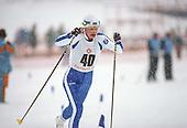 1984 Olympics Sarajevo Cross Country Skiing