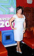 Debra Lee attend the 2011 BET Networks Upfront at the Best Buy Theater on April 20, 2011 in New York City.