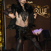 Lou Safire ,London preforms at the London Burlesque Festival - The Crown Jewels at Conway Hall on 19th May 2017, UK. by See Li