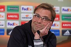 160309 Liverpool press conf & training