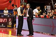 DESCRIZIONE : Milano Lega A 2011-12 EA7 Emporio Armani Milano Montepaschi Siena Finale scudetto gara 3<br /> GIOCATORE : Sergio Scariolo Arbitro<br /> CATEGORIA : Ritratto Delusione<br /> SQUADRA : EA7 Emporio Armani Milano<br /> EVENTO : Campionato Lega A 2011-2012 Finale scudetto gara 3<br /> GARA : EA7 Emporio Armani Milano Montepaschi Siena<br /> DATA : 13/06/2012<br /> SPORT : Pallacanestro <br /> AUTORE : Agenzia Ciamillo-Castoria/G.Cottini<br /> Galleria : Lega Basket A 2011-2012  <br /> Fotonotizia : Milano Lega A 2011-12 EA7 Emporio Armani Milano Montepaschi Siena Finale scudetto gara 3<br /> Predefinita :