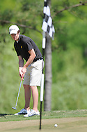 Oxford High golfer Sam Morrison at District Golf Tournament at Oxford Country Club on Tuesday, April 20, 2010 in Oxford, Miss.