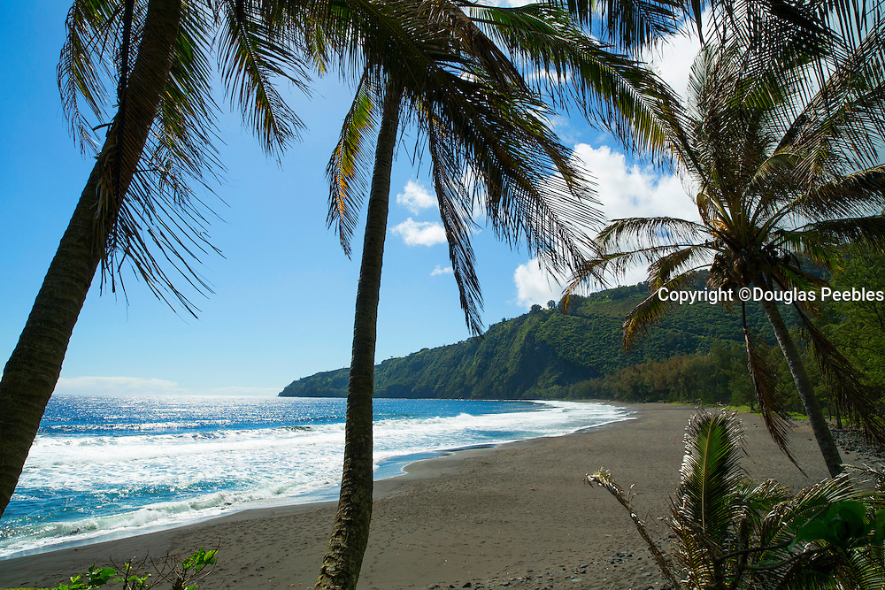 Waipio Valley, Hamakua Coast, Island of Hawaii