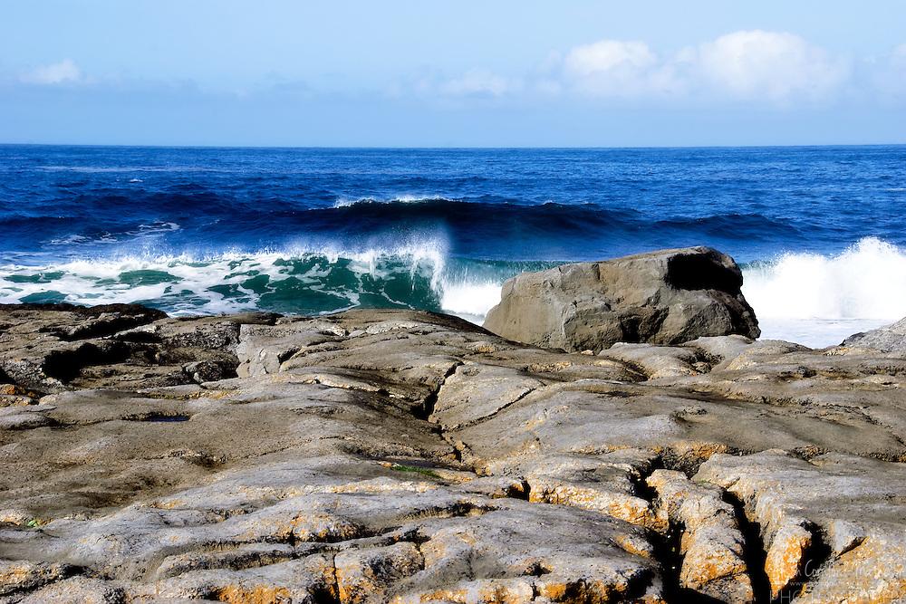 The Rocky Atlantic Shore of Doolin, Ireland