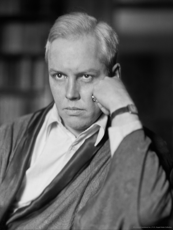Carl Van Vechten, American Author and Photographer, 1926