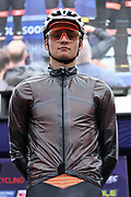 Mathieu Van der Poel (Netherlands) at the presentation during the Road Cycling European Championships Glasgow 2018, in Glasgow City Centre and metropolitan areas Great Britain, Day 11, on August 12, 2018 - Photo Laurent Lairys / ProSportsImages / DPPI