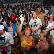 Crowd shot at 2008 Movement (Detroit Electronic Music Festival).
